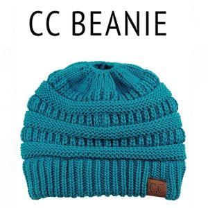 C.C Beanie Ponytail Beanie Hat 💎